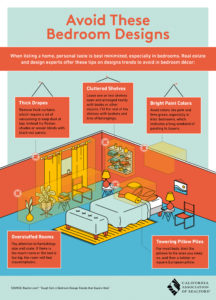 Avoid These Bedroom Designs…