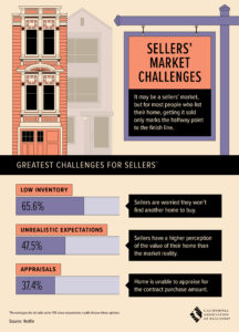 Sellers' Market Challenges 2017